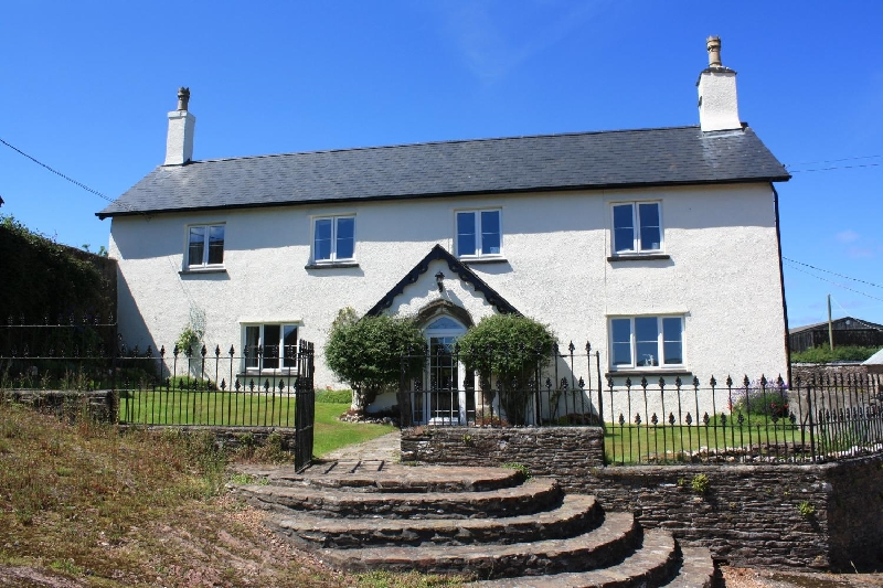 Click here for more about Upcott Farm House