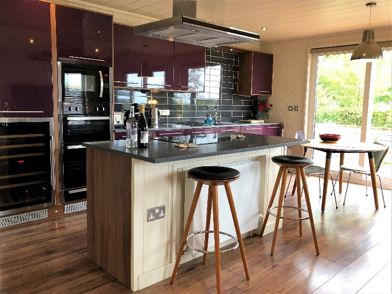 Mulberry Lodge - Strawberryfield Park is in Cheddar, Somerset