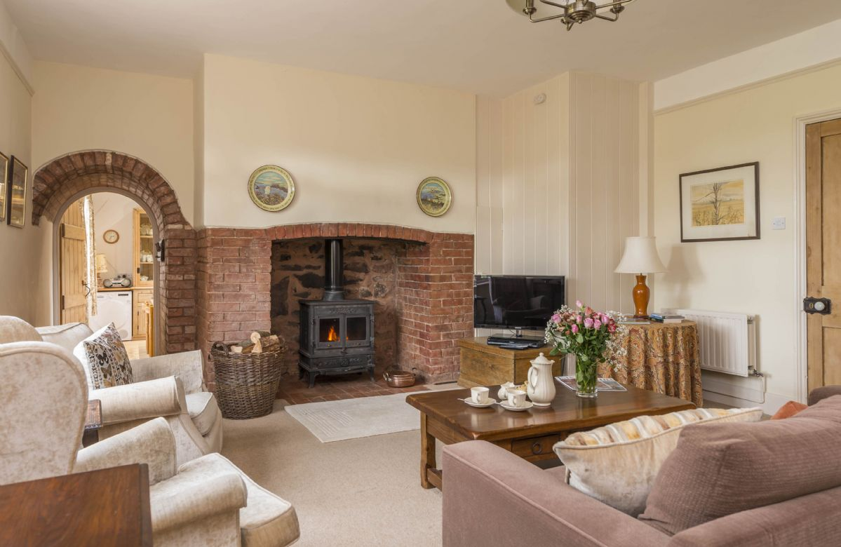 Hearn Lodge is located in Bishops Lydeard