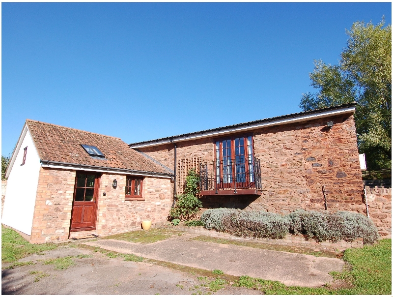 Click here for more about Little Fulford Barn