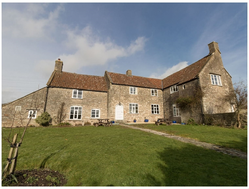 Click here for more about Butcombe Farm House